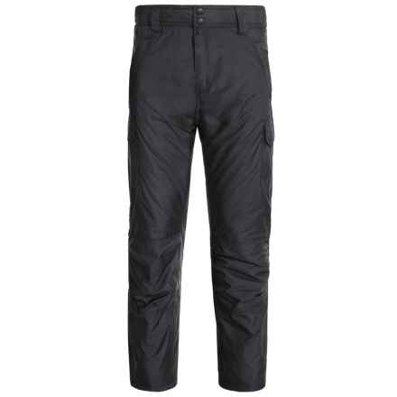 Rawik Zephyr Cargo Snow Pants - Insulated (For Men) in Black - Closeouts