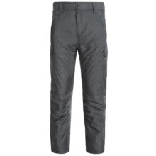 Rawik Zephyr Cargo Snow Pants - Insulated (For Men) in Charcoal - Closeouts