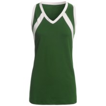 Rawlings Slap Hit Racerback Softball Jersey - Sleeveless (For Women) in Dark Green - Closeouts