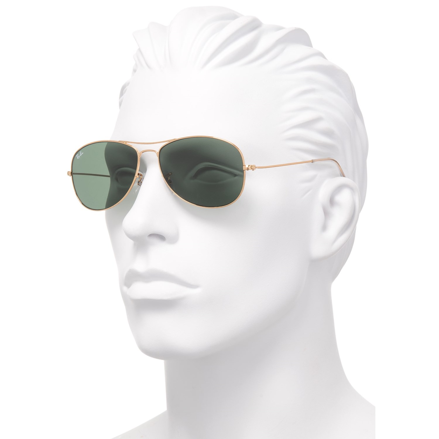 e1bdb916ad Ray-Ban Cockpit Aviator Sunglasses - Save 34%