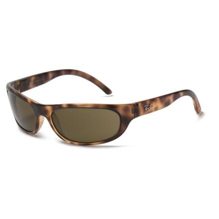 d83b75ff7d Ray-Ban PREDATOR Sunglasses in Brown  Havana - Closeouts