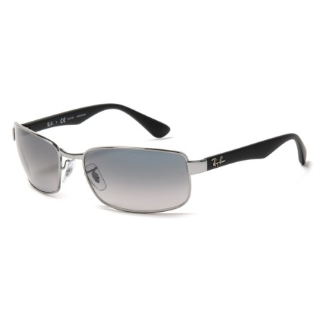 Ray-Ban RB3478 Sunglasses - Polarized in Blue/Grey/Gunmetal