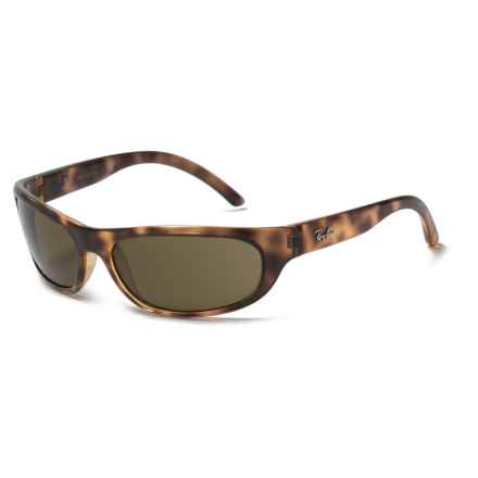 Ray-Ban RB4033 Sunglasses in Brown/ Havana - Closeouts