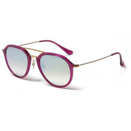 Ray-Ban RB4253 Sunglasses in Tortoise - Closeouts