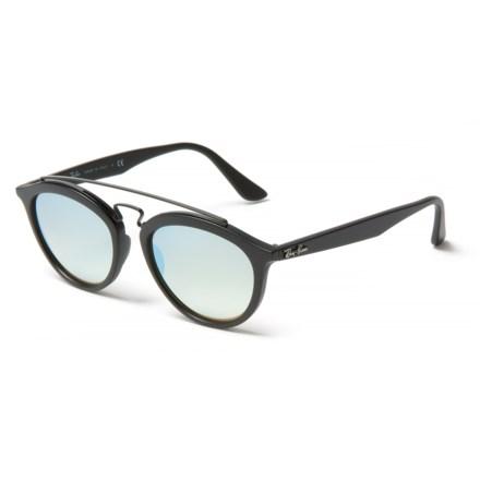 c8c21df060 Ray-Ban RB4257 New Gatsby II Sunglasses - Mirror Lenses in Grey Mirror Matte