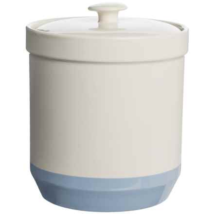 Rayware Group Cash Bakewell Ceramic Canister - 100 oz. in Pale Blue - Overstock