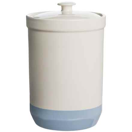Rayware Group Cash Bakewell Ceramic Canister - 81 oz. in Pale Blue - Overstock