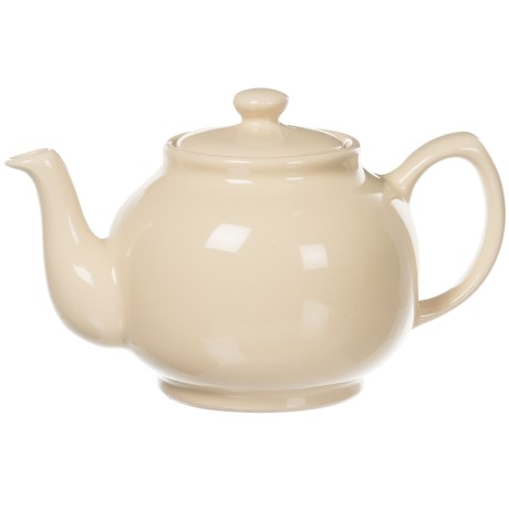 Rayware Group Tea Pot - 6 Cups in Cream