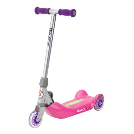 Razor Folding Kiddie Kick Scooter in Pink
