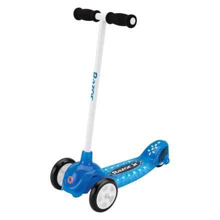 Jr. Lil' Tek Scooter in Blue - Closeouts