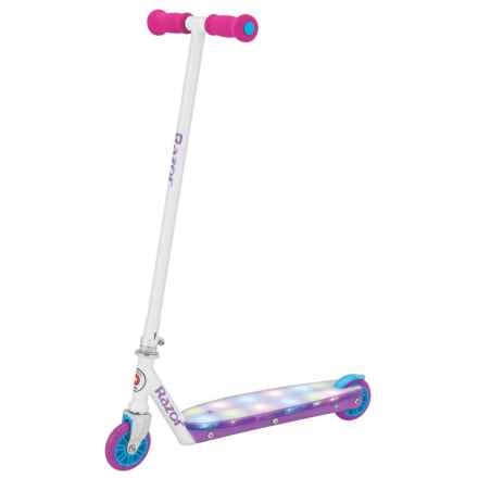 Party Pop Scooter in Pink/Purple - Closeouts