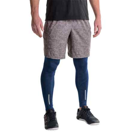 RBX Allover Print Base Layer Pants (For Men) in Navy - Closeouts