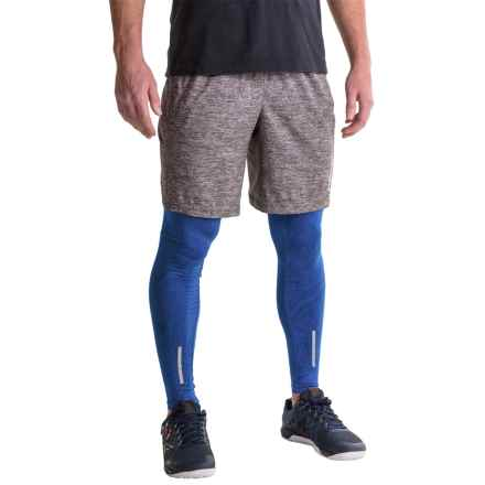 RBX Allover Print Base Layer Pants (For Men) in Royal - Closeouts