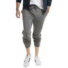 RBX Brushed Fleece Joggers (For Men) in Charcoal - Closeouts
