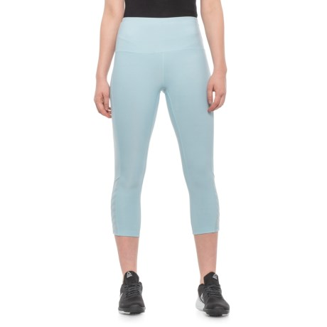 "e358e7666a RBX Crystal Clear Capris - 21"" (For Women) in Crystal Clear"