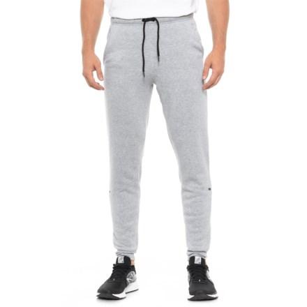 c66a54688d475 RBX CVC Fleece Joggers (For Men) in Grey Heather - Closeouts