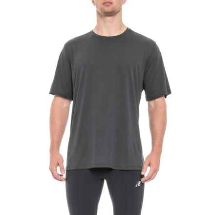 RBX Double Dye Jersey T-Shirt (For Big and Tall Men) in Black - Closeouts