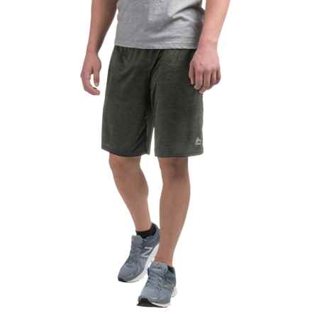 RBX Double Dye Shorts (For Men) in Forest Green - Closeouts