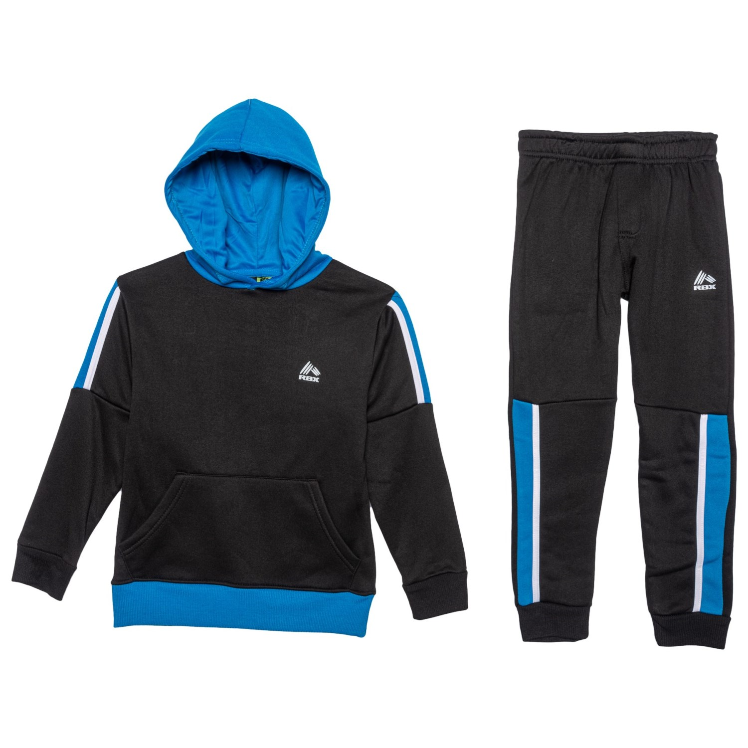 RBX Boys Pullover Fleece Hoodie Clothing, Shoes & Jewelry Active Hoodies