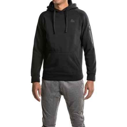 RBX Fleece Hoodie - Cotton Blend (For Men) in Black - Closeouts