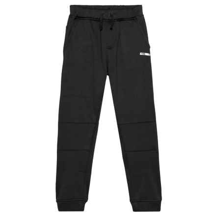 RBX Fleece Joggers (For Big Boys) in Midnight - Closeouts