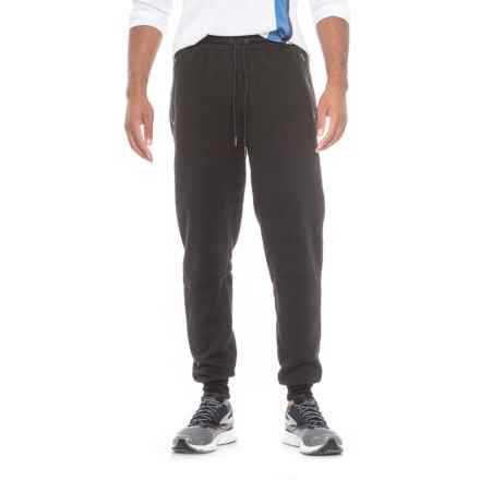 RBX Fleece Tapered Joggers (For Men) in Black - Closeouts