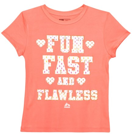 8d61dbd7 RBX Fun Fast Flawless T-Shirt - Short Sleeve (For Big Girls) in
