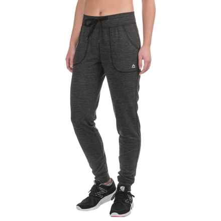 RBX Hacci Knit Joggers (For Women) in Black - Closeouts