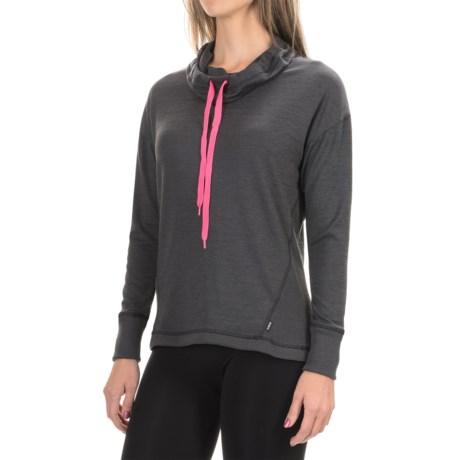 RBX Hacci Sweatshirt - Cowl Neck (For Women)