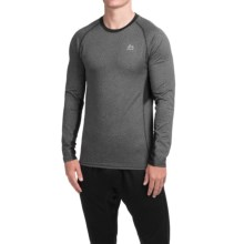 RBX High-Performance Shirt - Long Sleeve (For Men) in Black - Closeouts