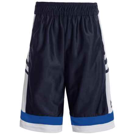 RBX High-Performance Shorts (For Big Boys) in Navy - Closeouts