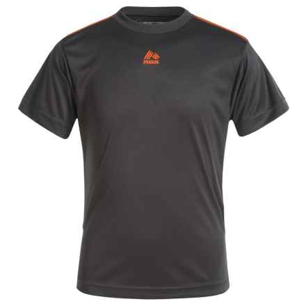 RBX High-Performance T-Shirt - Short Sleeve (For Big Boys) in Nine Iron - Closeouts