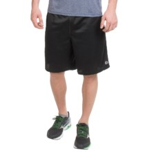 RBX Jacquard Training Shorts (For Men) in Black - Closeouts