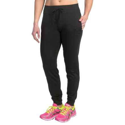 RBX Knit Jersey Joggers (For Women) in Black - Closeouts
