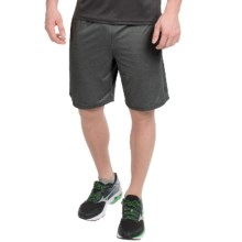 RBX Lumen Classic Athletic Shorts (For Men) in Black Heather - Closeouts