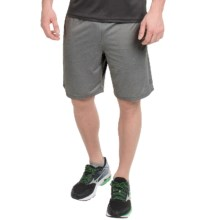 RBX Lumen Classic Athletic Shorts (For Men) in Charcoal Heather - Closeouts