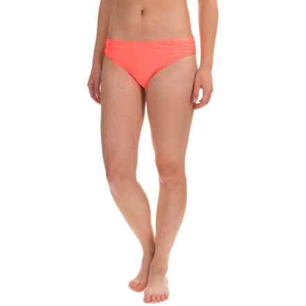 RBX Mesh Bikini Bottoms (For Women) in Exotic Coral - Closeouts