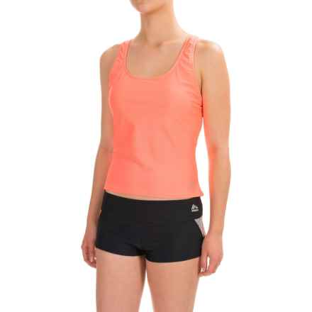 RBX Mesh Tankini Top (For Women) in Exotic Coral - Closeouts