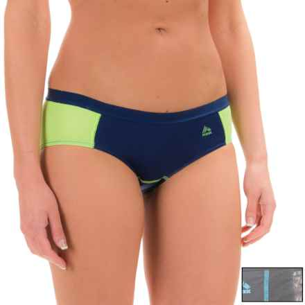 RBX Motion Hipster Panties - 2-Pack (For Women) in Navy Charcoal - Closeouts