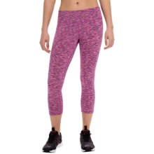 RBX Multi Space-Dye Capris (For Women) in Frosted Magenta/Plat - Closeouts