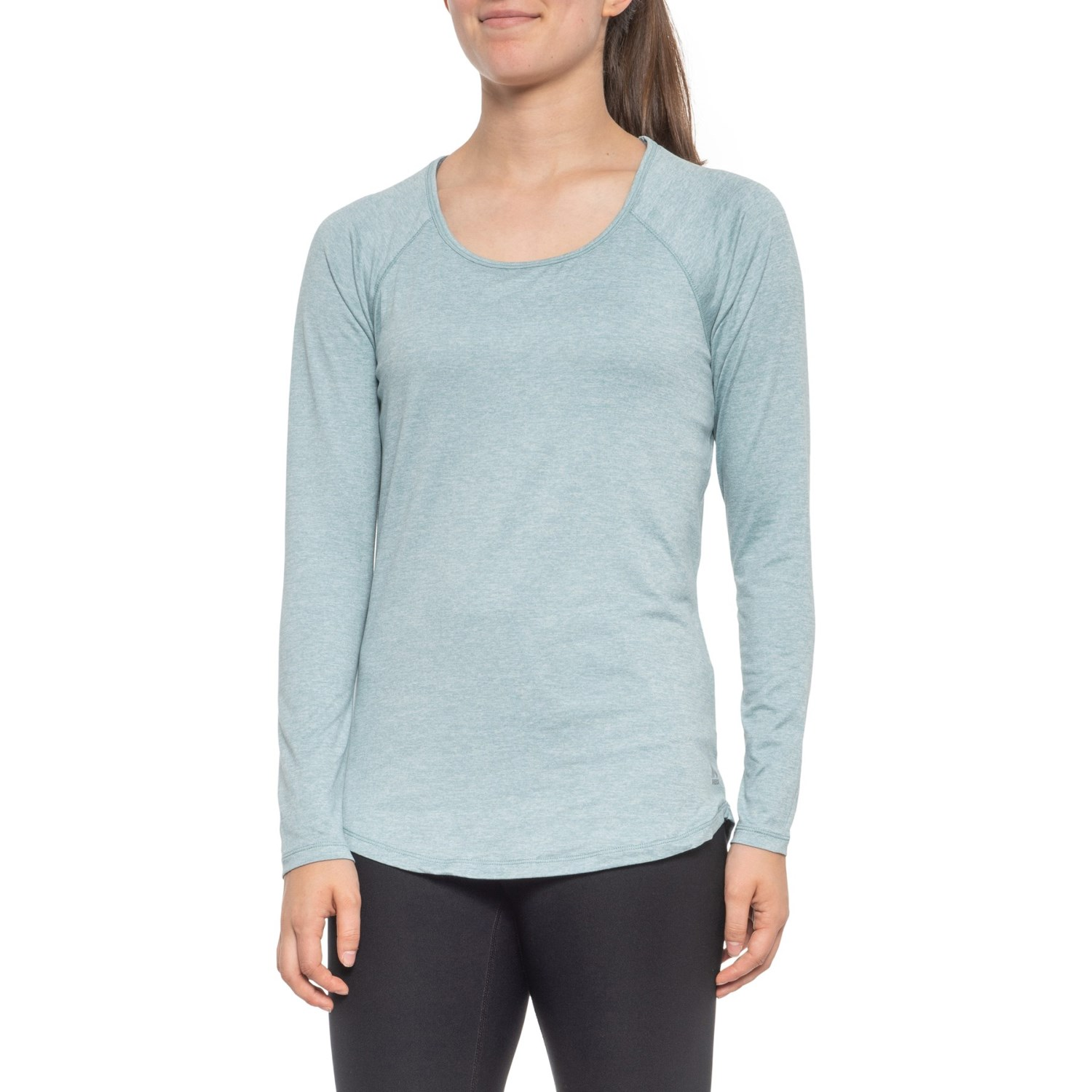 release date: 6c38b 026cd RBX Peached Heather Jersey T-Shirt (For Women) - Save 45%