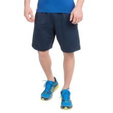 RBX Poly-Span Training Shorts (For Men) in Navy Poly - Closeouts
