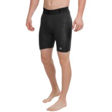 RBX Prime Compression Shorts (For Men) in Black - Closeouts