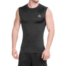 RBX Prime Shirt - Sleeveless (For Men) in Black Jersey - Closeouts