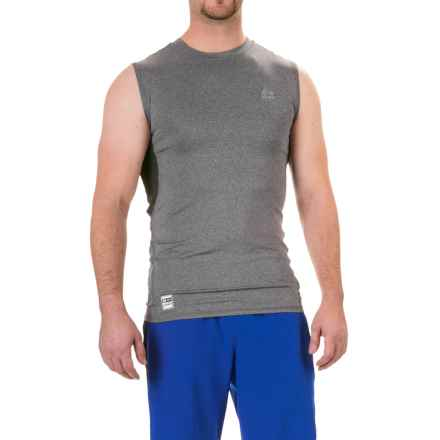 RBX Prime Shirt - Sleeveless (For Men) in Charcoal Heather - Closeouts