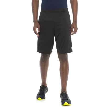 """RBX Reflective Print Shorts - 9"""" (For Men) in Black - Closeouts"""