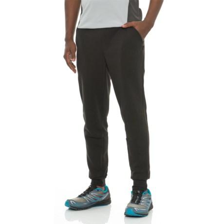RBX Rib-Trim Sweatpants (For Men) in Black