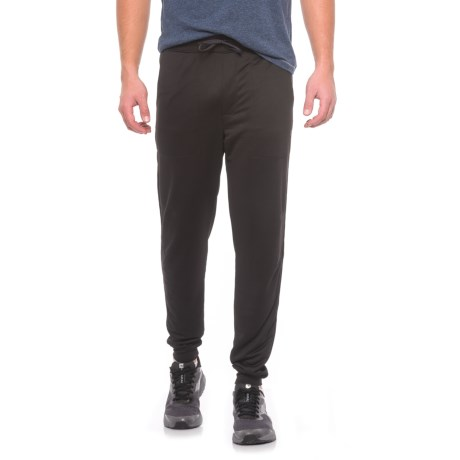 RBX Ribbed Joggers (For Men) in Black
