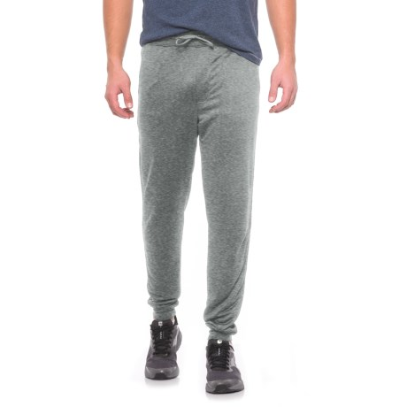 RBX Ribbed Joggers (For Men) in Grey