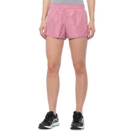 cdaf783caa1e7 RBX Running Shorts - Built-In Brief (For Women) in Petal Pink